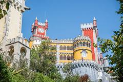 Palazzo da Pena, Sintra, Portogallo (Pianeta Gaia Viaggi) Tags: portogallo portugal lisbona lisboa