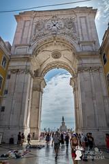 Arco di Trionfo, Lisbona, Portogallo (Pianeta Gaia Viaggi) Tags: portogallo portugal lisbona lisboa