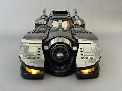 UCS Batmobile 1989 (SEC - David Slater) (Rubblemaker) Tags: batmobile batman 1989 ucs brickvault lego toy toys building blocks joker keaton