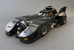UCS Batmobile 1989 (SEC - David Slater)