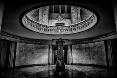 Sacrifice 1  Great War 1914 1918 (Peter Polder) Tags: australia architecture anzac bw building history interior monochrome sydney t urban
