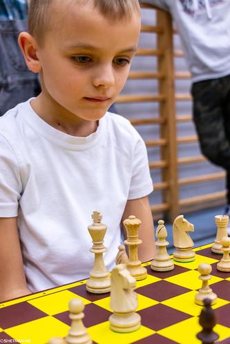 II Turniej Szachowy dla Niepodległej-97
