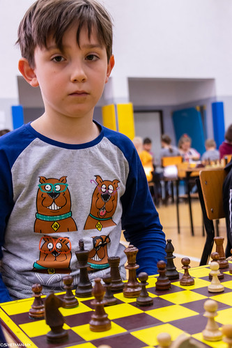 II Turniej Szachowy dla Niepodległej-87