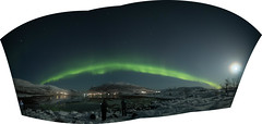 BA0I0655-Pano (Clare Forster) Tags: tromso norway arctic winter november 2019 aurora aurorahunting northern lights