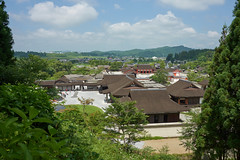 Esashi-Fujiwara Heritage Park (peaceful-jp-scenery (busy)) Tags: esashi fujiwara park tohoku heritage えさし藤原の郷 遺産 東北 奥州市 岩手 日本 sony α99ⅱ a99m2 ilca99m2 amount sal2470z variosonnart2470mmf28za carlzeiss