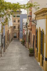 Almería ciudad (martin Garcia Carmona) Tags: almería españa andalucía europa ciudad antigua calle barrio almedina nikon d7500