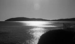 9419.Sea (Greg.photographie) Tags: sea toulon canon eos eos1n voigtlander ultron 40mm f2 film analog foma fomapan 100 r09 standdev mer sun noiretblanc bw blackandwhite