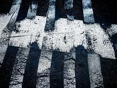 AsphaltBlues.jpg (Klaus Ressmann) Tags: klaus ressmann omd em1 abstract asphalt fparis france summer contrast crossing design flcabsoth minimal outdoor klausressmann omdem1