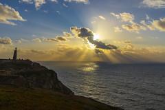 Tramonto Cabo da Roca (Marco_Colasanti) Tags: cabo da roca cabodaroca portogallo lisboa portugal