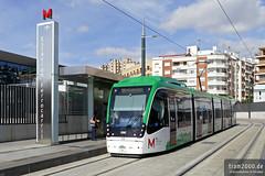 Granada (ES) (Robert Leichsenring) Tags: tramway tram tramwaj tramvaj tranvia espana spanien spain granada strassenbahn streetcar strasenbahn
