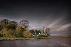 Small White Cottage (Deek Wilson) Tags: strangfordlough longexposure island cottage ardspeninsula landscape northernireland reflections