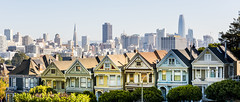San Francisco (drasphotography) Tags: san francisco california usa drasphotography painted ladies travelphotography travel reisefotografie nikon d8 d810 nikkor2470mmf28 cityscape city postcardshot