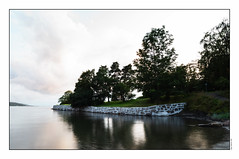 Seascape /  Oslo (Eline Lyng) Tags: seascape nature landscape leica s 007 leicas oslo norway norge wideangle superelmars24mm 24mm