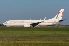 CN-ROP - Royal Air Maroc - Boeing 737-8B6(WL) (5B-DUS) Tags: cnrop royal air maroc boeing 7378b6wl b738 ams eham amsterdam schiphol airport airplane aircraft flughafen flugzeug planespotting plane spotting