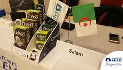 21ème Salon de la SADIAB - Alger (Laboratoires SALEM) Tags: santé salem sétif alger algérie check3 pharma constantine diabète labosalem salemdiagnostics