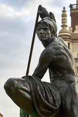 statue on rynek in poznan (van1o) Tags: poznan polen poland polska statue sony sonya7 sonyilce7 sonay7