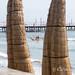 Huanchaco and its caballito totora reed boats