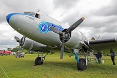 Douglas C 47  n° 9172  ~ F-AZTE / F-BBBE (Aero.passion DBC-1) Tags: 2019 meeting fertéalais douglas c47 ~ fazte fbbbe dc3 dakota