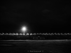 Hove Seafront 40/52 2019 (amipal) Tags: 175mm autumn beachhut city england gb greatbritain hove manuallens night sussex uk unitedkingdom urban voigtlander wet windy photo52 photoaweek challenge