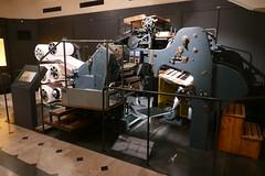 Presse à billets (2) (Mhln) Tags: hôtel gaillard banque france cité économie citéco paris musée expo banquedefrance renaissance style
