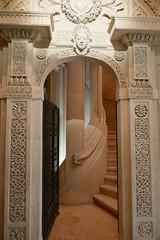 Escalier du Puits (Mhln) Tags: hôtel gaillard banque france cité économie citéco paris musée expo banquedefrance renaissance style