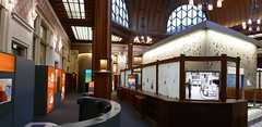 La Hall du public, création de Alphonse Defrasse  (5) (Mhln) Tags: hôtel gaillard banque france cité économie citéco paris musée expo banquedefrance renaissance style