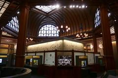 La Hall du public, création de Alphonse Defrasse  (3) (Mhln) Tags: hôtel gaillard banque france cité économie citéco paris musée expo banquedefrance renaissance style