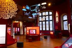 La salle de bal (1) (Mhln) Tags: hôtel gaillard banque france cité économie citéco paris musée expo banquedefrance renaissance style