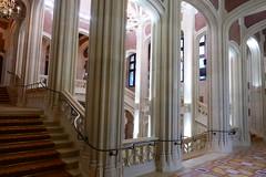 L'Escalier d'honneur (9) (Mhln) Tags: hôtel gaillard banque france cité économie citéco paris musée expo banquedefrance renaissance style