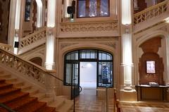 L'Escalier d'honneur (2) (Mhln) Tags: hôtel gaillard banque france cité économie citéco paris musée expo banquedefrance renaissance style