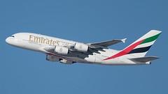 A6-EUW-1 A380 DXB 201911