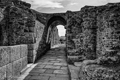 The Roman street (Tapas in the sun) Tags: anfiteatro d750 nikon extremadura history architecture roman mérida 2019 españa spain
