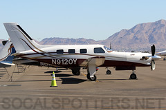 N9120Y (SoCalSpotters) Tags: n9120y socalspotters kvgt piperpa46 malibu pa46 northlasvegas discoverymanagement