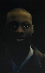 Joe (一つ) Tags: senegal joe ambulant photoshop ar artistic ombre nero sfondo friend