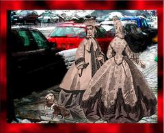 Time travel (seguicollar) Tags: art arte artedigital texturas virginiaseguí imagencreativa photomanipulation filterforge