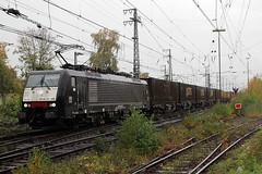 Emmerich 7-11-2019 (Spoorfoto.nl) Tags: goederentrein trein treinen guterzug emmerich hbf gbf br189 br193 railpool vectron wasco mrce ertstrein spoor sporen spoorwegen bahn