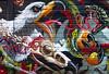 Street Art (Don Claudio, Vienna) Tags: naschmarkt wien vienna markt graffiti kunst street art nychos