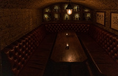 London (torivonglory) Tags: london uk city town street urban living ttliquor bar drinks cellar formerprison location event abandoned dark night indoors cocktailbar cozy table corner