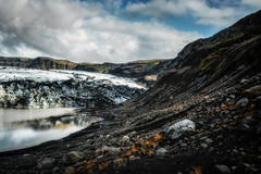 Amazing Iceland - Sólheimajökull IV (Passie13(Ines van Megen-Thijssen)) Tags: 2019 ijsland iceland island sólheimajökull glacier gletscher gletcher ice canon rocks inesvanmegen inesvanmegenthijssen
