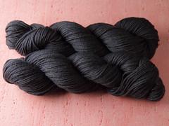 It's a Stitch Up Dynamite DK in 'Graphite' (suziesparkle) Tags: yarn handdyed