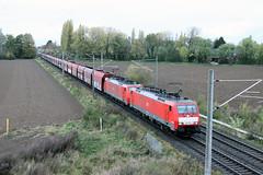 Praest 7-11-2019 (Spoorfoto.nl) Tags: goederentrein trein treinen guterzug emmerich hbf gbf br189 br193 railpool vectron wasco mrce ertstrein spoor sporen spoorwegen bahn