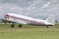 Douglas C-47A Skytrain - 27 (NickJ 1972) Tags: daksovernormandy caen carpiquet airport 2019 aviation douglas dc3 c47 dakota skytrain phpba 42100971 prinsesamalia