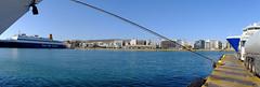 Piräus-Hafen_Panorama_1 (in-griechenland.de) Tags: athen attika griechenland hellas metro piräus hafen πειραιάσ pireas αθήνα ελλάδα ελλάσ αττική