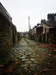 Lancaster. (Sneeze82) Tags: lancaster northernengland enlgand lancashire alley