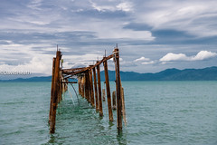 Koh Samui Decaying Pier (davidheath01) Tags: amateur amateurphotographer amateurphotography abandoned art abstract beauty beautiful beach blue boat color colour colors colours contrast dslr d850 depthoffield dof green holiday holidays hotel happy historic island kiss kohsamui landscape landscapephotography light love metal nikon nikkor nikond850 open outside ocean oldtown picture photography photograph photographer photo paradise paint reflection rope sea sun sky seascape summer soe seaside sand travels traveling travel timber trees thailand rust vacation view village vintage river