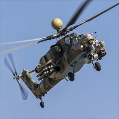 Mil Mi-28NM - 06 (NickJ 1972) Tags: maks zhukovsky airshow 2019 aviation mil mi28 havoc rf13489 70 red