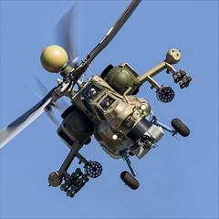 Mil Mi-28NM - 11 (NickJ 1972) Tags: maks zhukovsky airshow 2019 aviation mil mi28 havoc rf13489 70 red