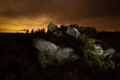 Rocks in the Night (Ken Krach Photography) Tags: dollysods westvirginia