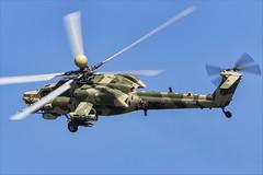 Mil Mi-28NM - 28 (NickJ 1972) Tags: maks zhukovsky airshow 2019 aviation mil mi28 havoc rf13489 70 red