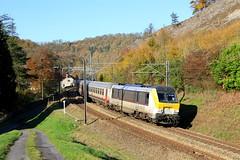 CFL 3015--2019_11_10_15 (phi5104) Tags: treinen trains belgië belgique sncb nmbs 2019